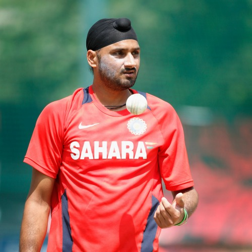 Harbhajan Singh bats for sporting Test pitches in India