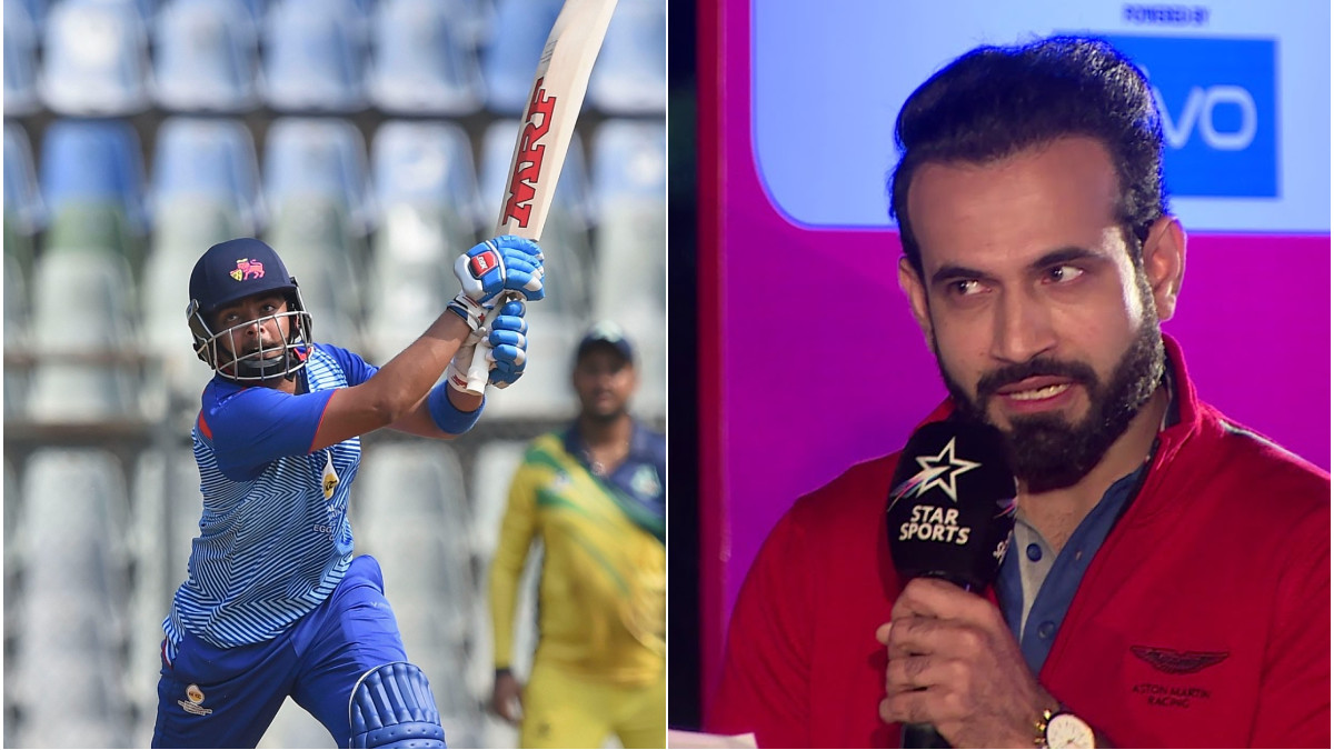 SL v IND 2021: Irfan Pathan backs Prithvi Shaw to capitalize on his domestic form