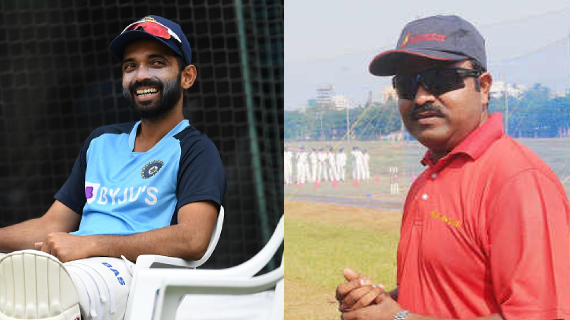 "AUS v IND 2020-21: ""Rahane did his own study about Australian batsmen,"" reveals Pravin Amre"