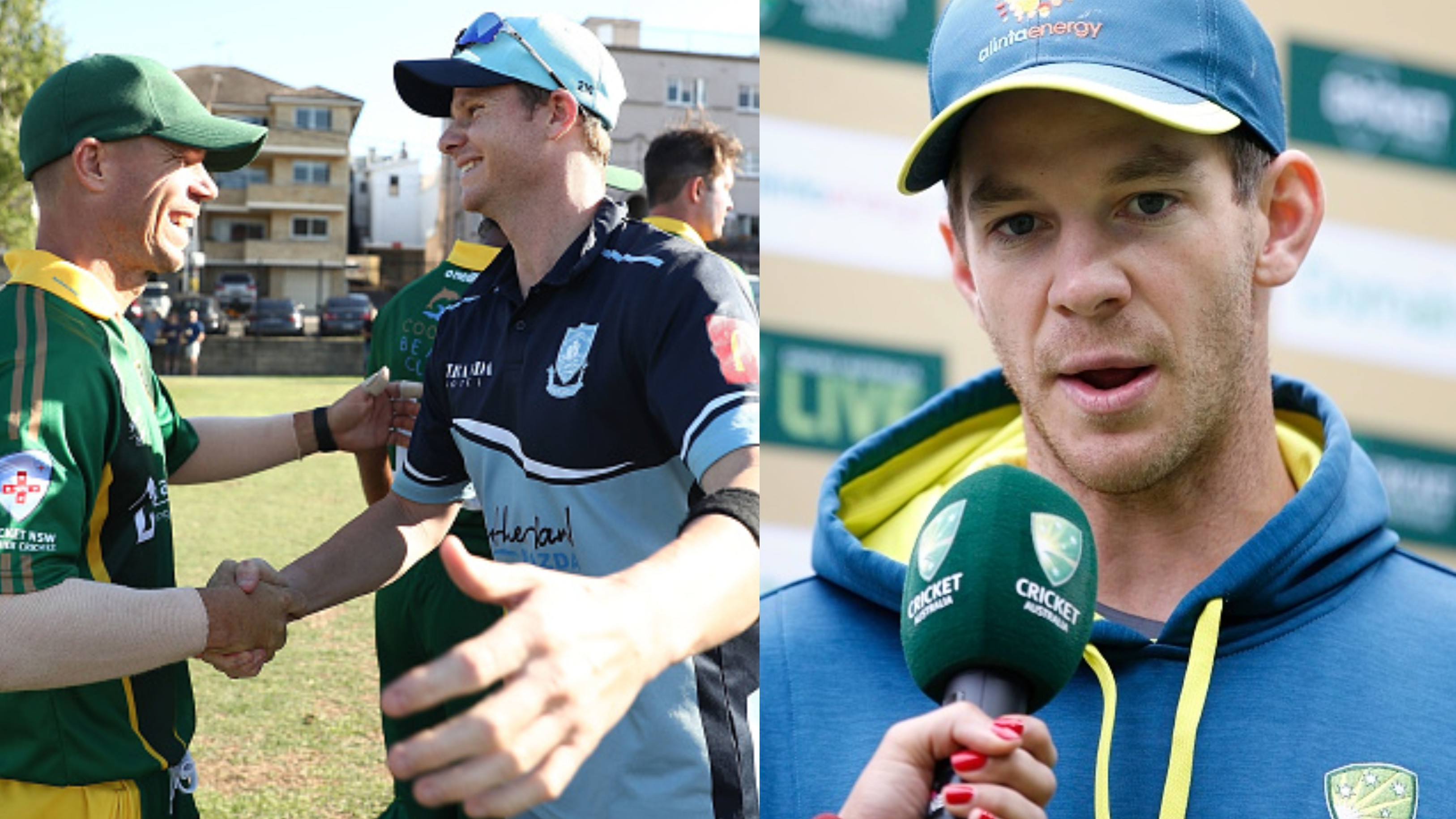 Tim Paine urges Australian public to welcome Steve Smith, David Warner back with open arms