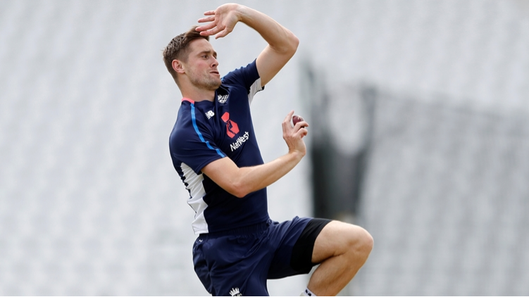 Chris Woakes to play for Warwickshire's second XI to work on his rehab process