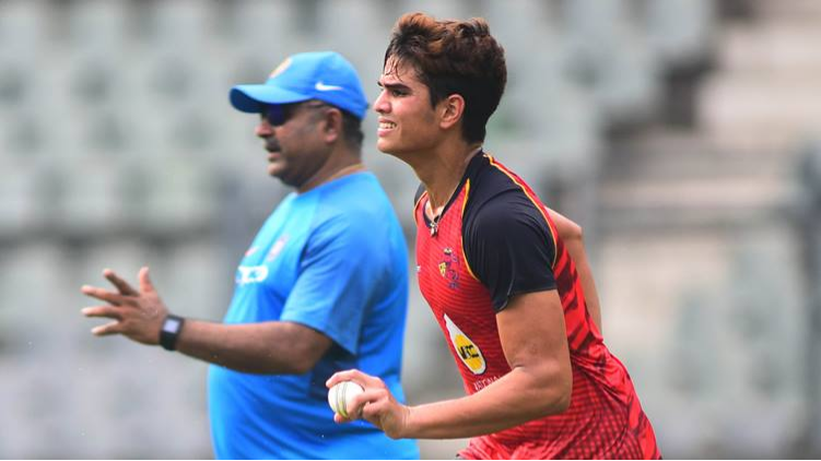 Arjun Tendulkar pulls out of Mumbai T20 League
