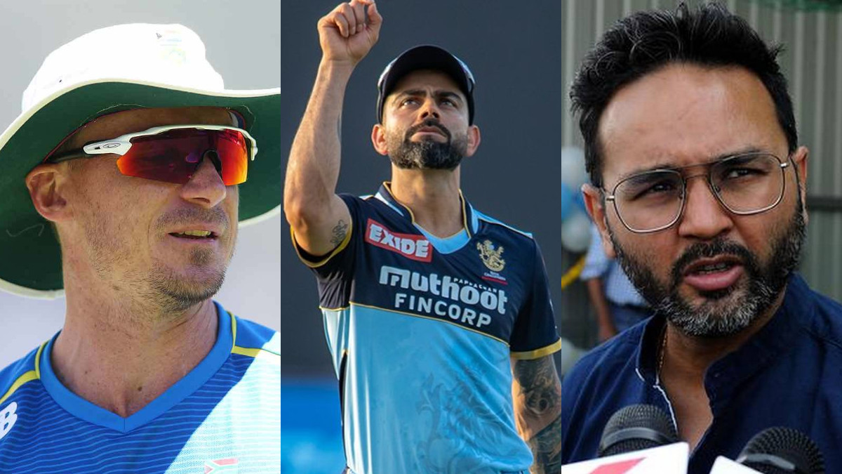 IPL 2021: Dale Steyn and Parthiv Patel back Virat Kohli's decision to quit from T20 captaincy