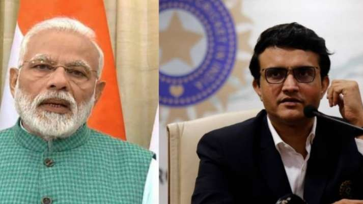 PM Modi calls Sourav Ganguly to enquire about his health, wishes BCCI boss speedy recovery