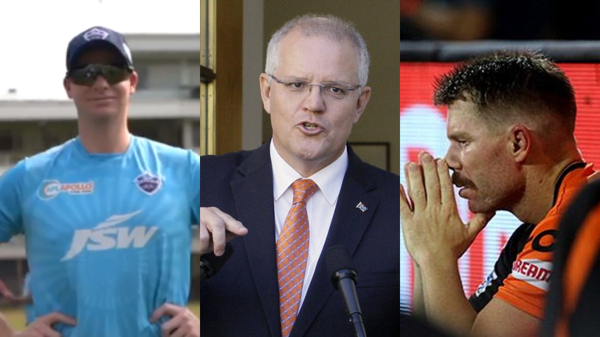 IPL 2021: Australia PM Scott Morrison asks IPL players to arrange their own return, says not on national duty