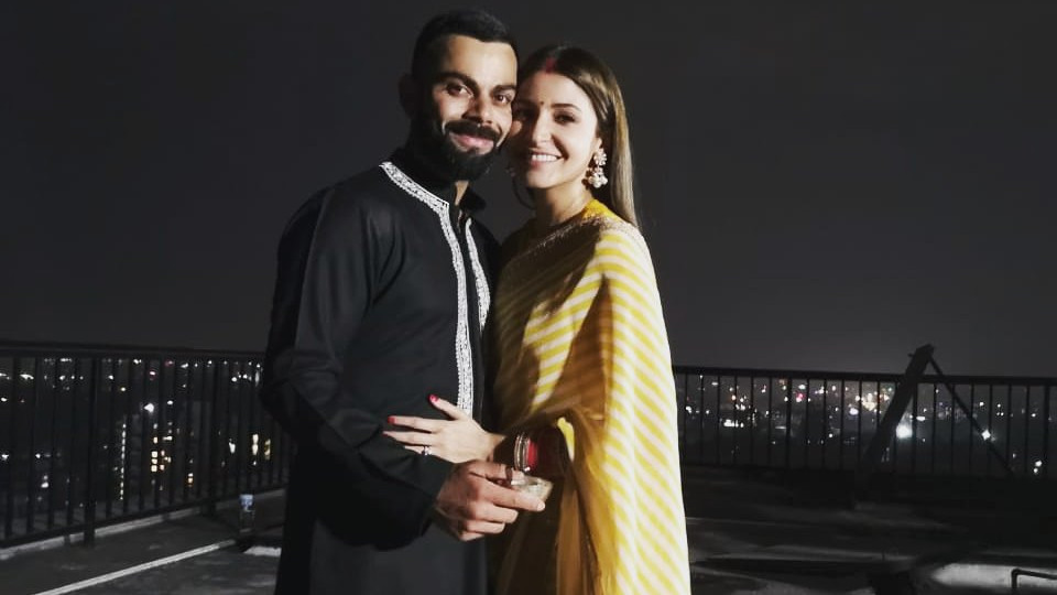 Virat Kohli's tweet for wife Anushka Sharma chosen by Twitter India as one of the golden Tweets of 2018