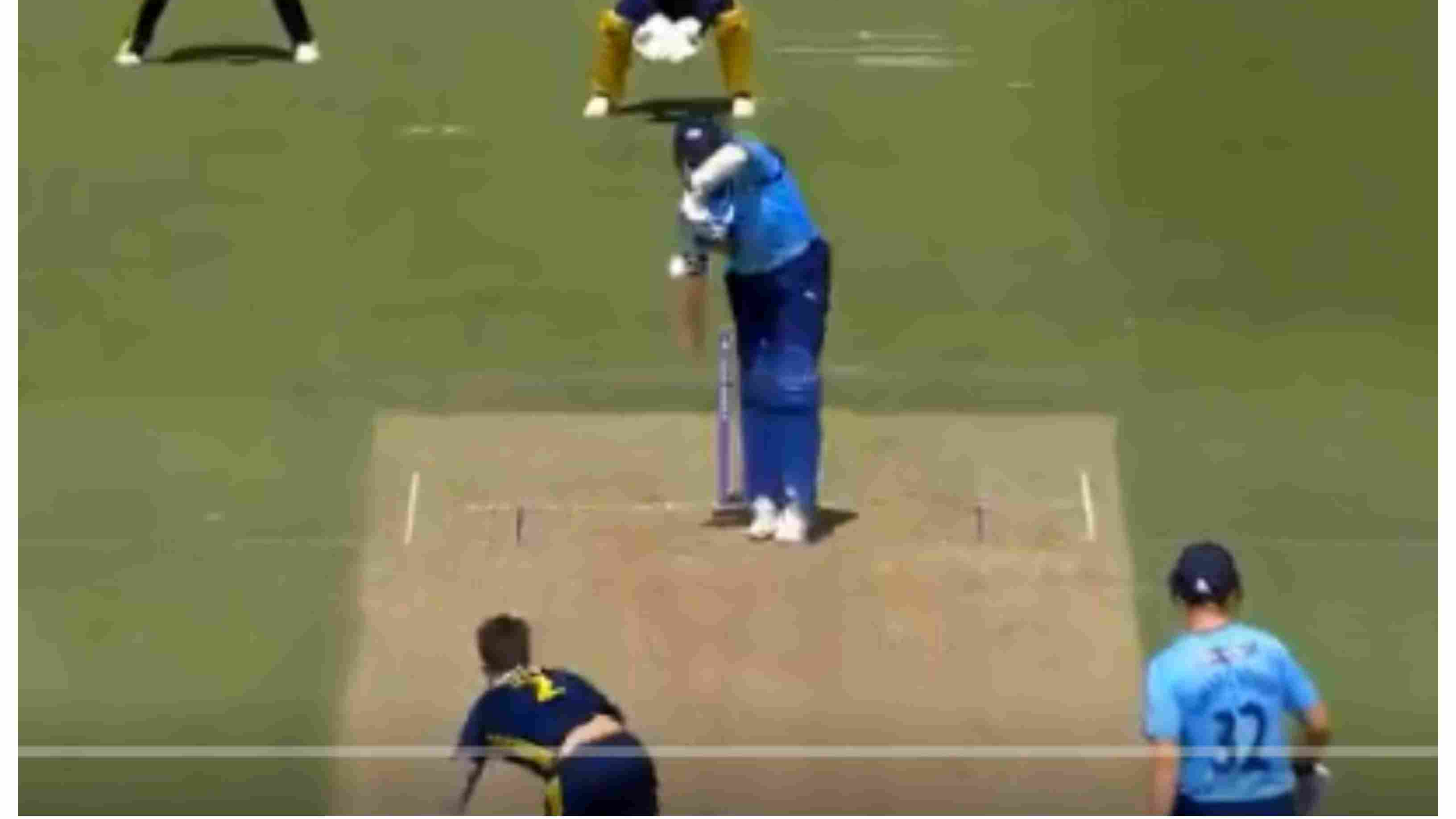 WATCH: Cheteshwar Pujara gets out on duck off Dale Steyn's peach in Royal London One-Day Cup