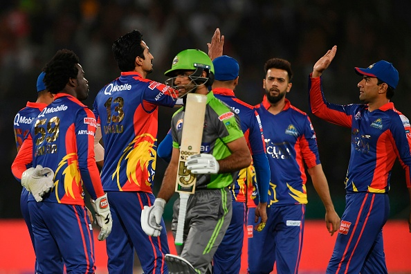 The remaining four PSL 2020 matches will be played in Lahore on 14, 15 and 17 November | Getty