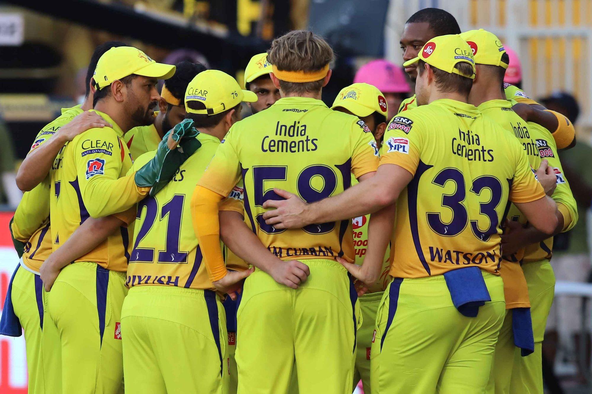 Chennai Super Kings | BCCI/IPL