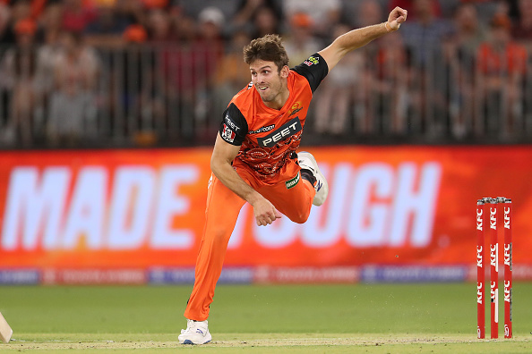 Marsh recently played in BBL 2020| Getty Images