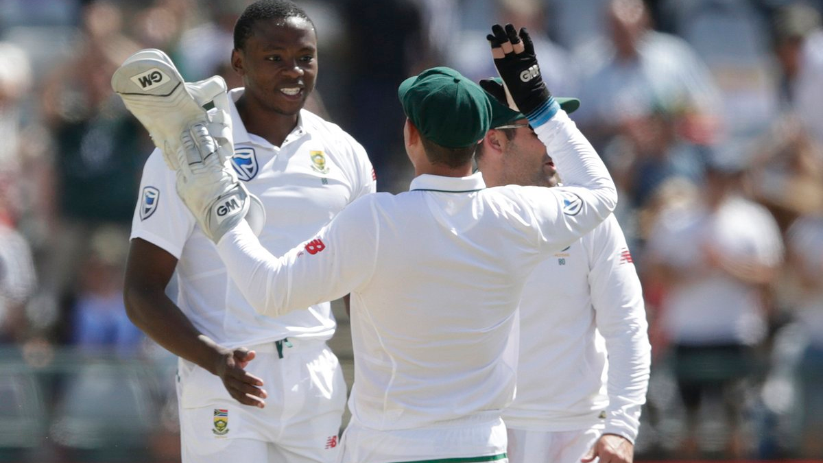 SA v AUS 2018: Kagiso Rabada strengthens his ranking as No. 1 Test bowler