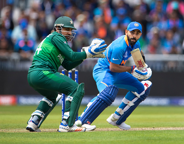 India and Pakistan last faced each other in ICC World Cup 2019   Getty