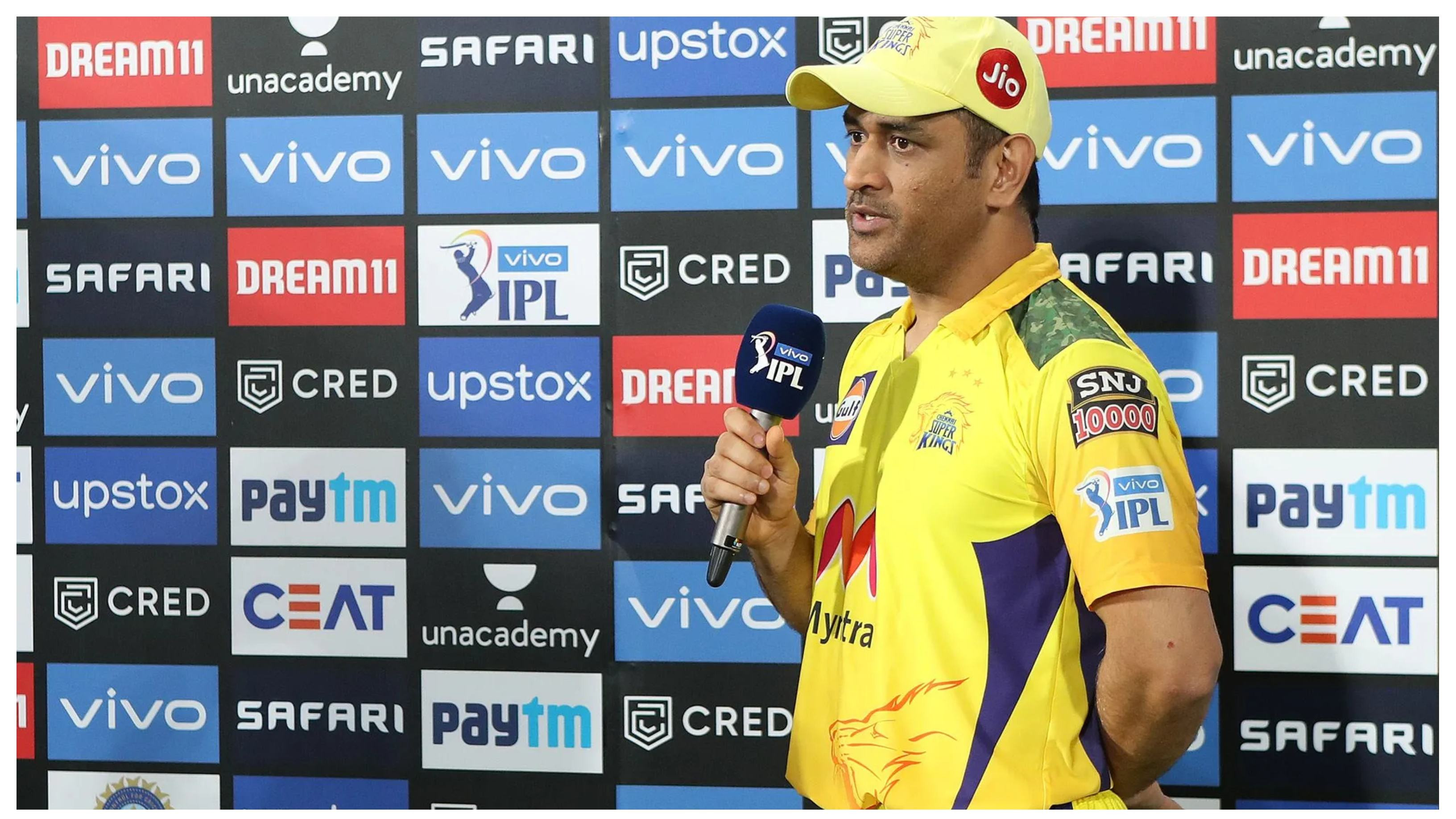 """IPL 2021: """"We appreciate the players not playing a lot"""", says MS Dhoni after CSK's 7-wicket win over SRH"""