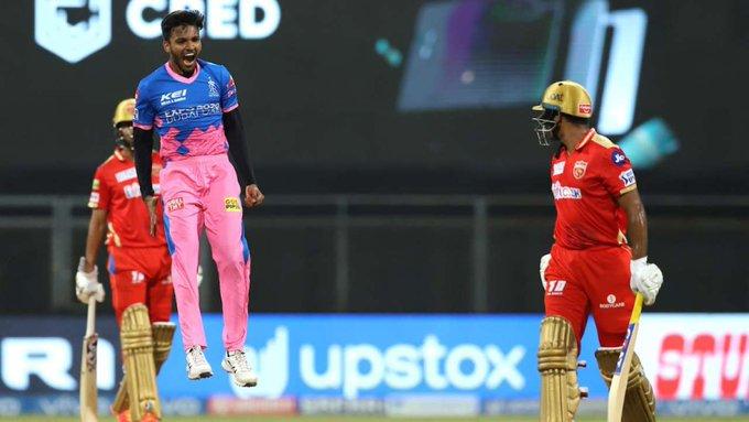 Chetan Sakariya | BCCI/IPL