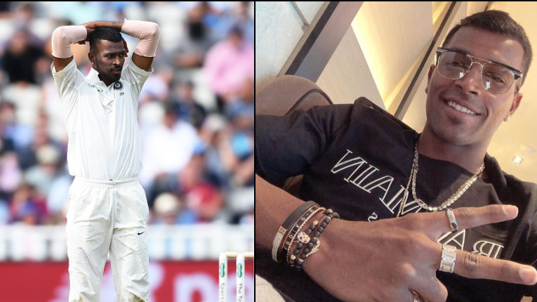 Twitter mercilessly takes dig at Hardik Pandya after his pre-Asia Cup picture