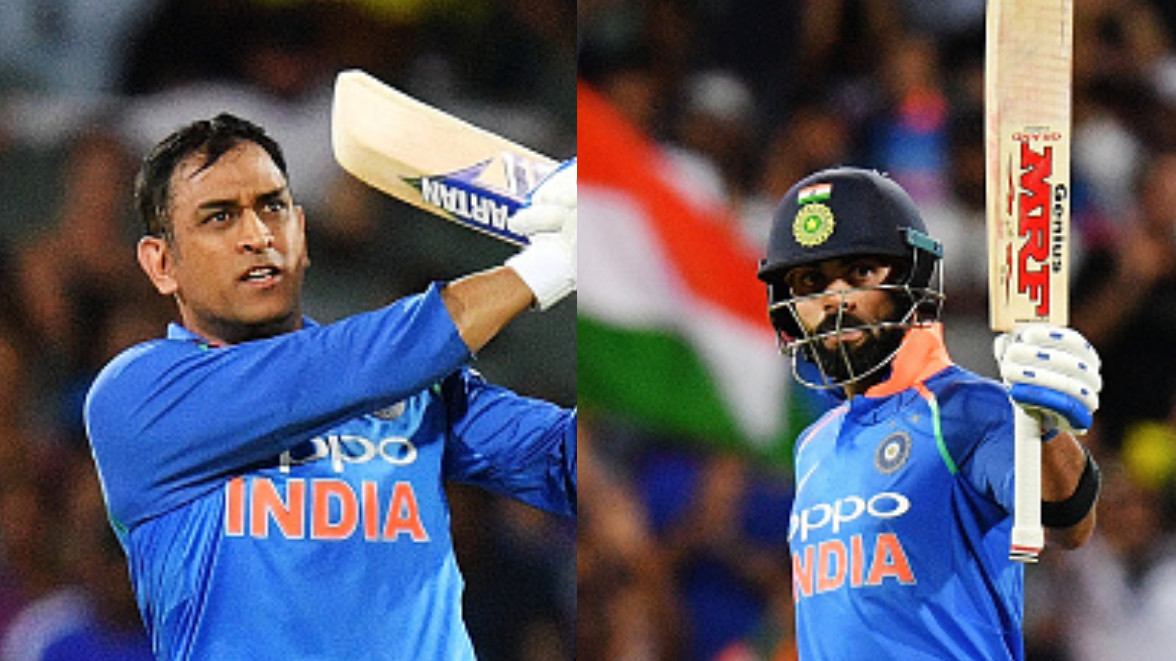 "AUS v IND 2018-19: ""Tonight was an MS classic"" says Virat Kohli, as India wins 2nd ODI by 6 wickets"