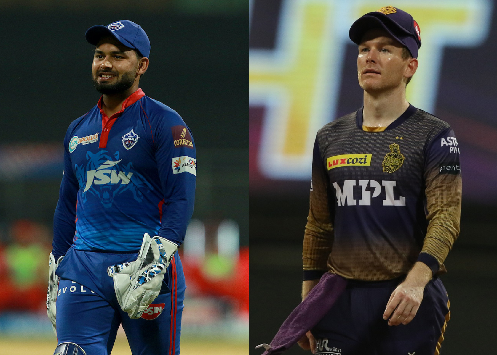 Rishabh Pant needs a win to get back on the wagon, while Eoin Morgan craves for momentum with a victory   BCCI-IPL
