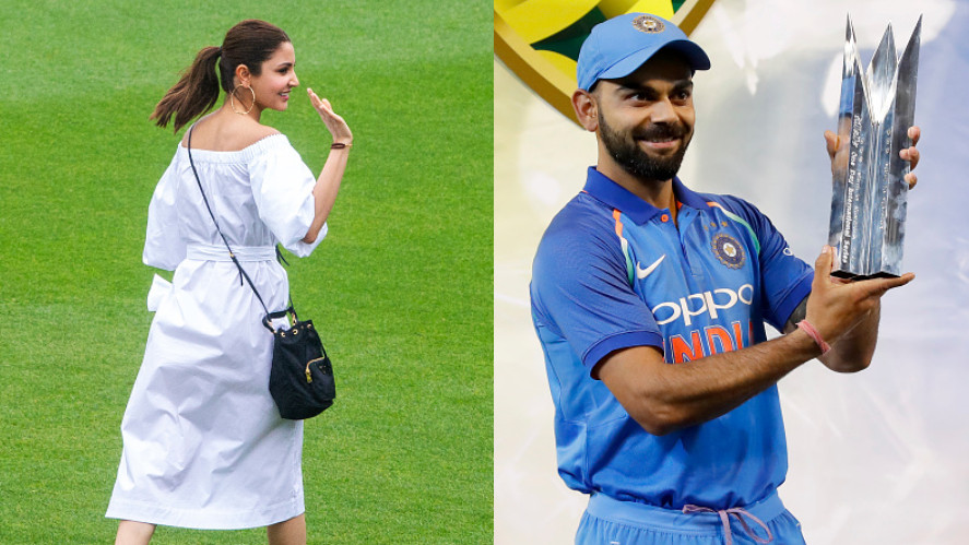 AUS v IND 2018-19: Anushka Sharma congratulates Indian team after their historic win in Australia