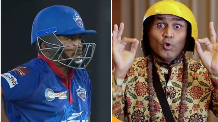 IPL 2021: Virender Sehwag praises Prithvi Shaw for six boundaries in a row; says it's not easy