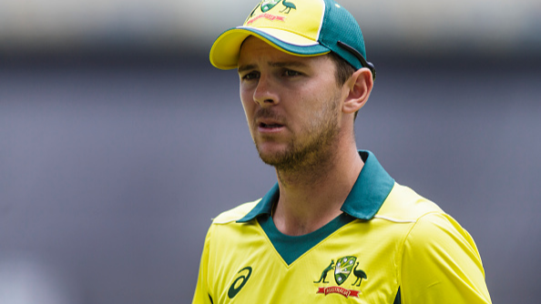 Back injury rules Josh Hazlewood out of England ODIs