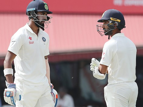 Kiran More believes Rahane and Rahul are must in India's Test playing XI | BCCI