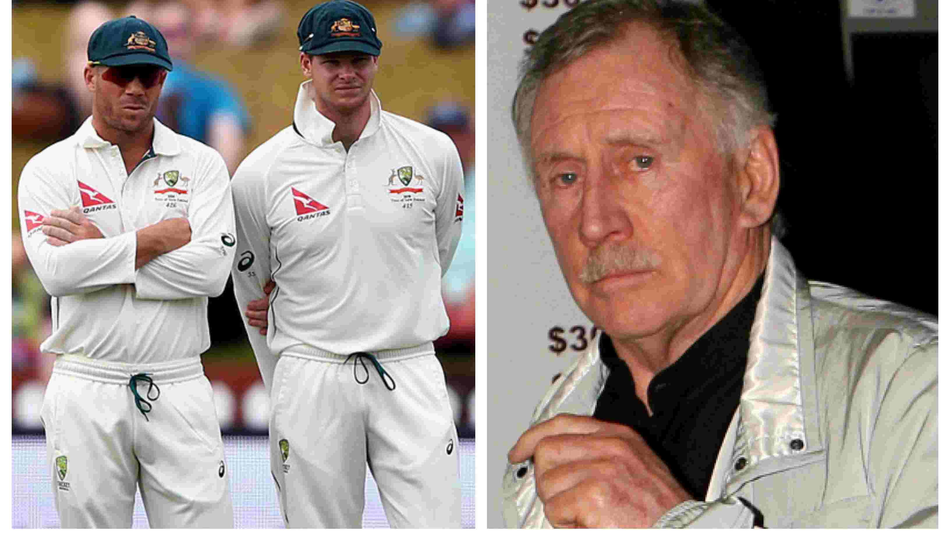 Bans on Smith and Warner should not be reduced, says Ian Chappell