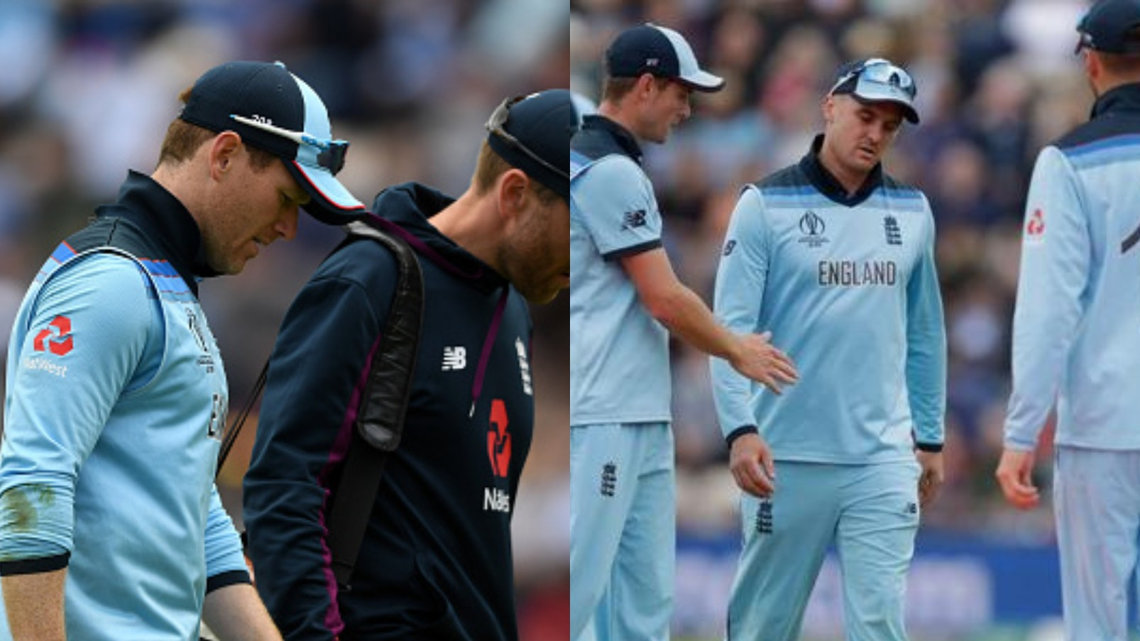 CWC 2019: England team management provides updates on injuries of Eoin Morgan and Jason Roy