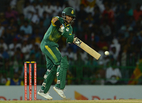 JP Duminy will lead South Africa against Zimbabwe in absence of Faf du Plessis | Getty