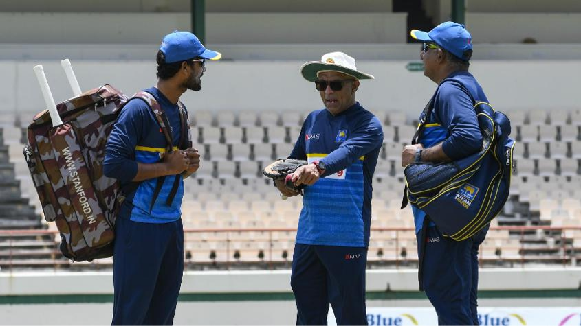 ICC suspends top Sri Lanka team officials along with Captain Dinesh Chandimal