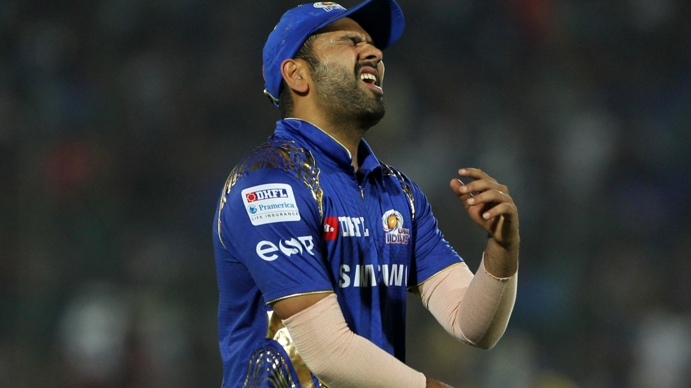 IPL 2018: Rohit Sharma rues 'silly mistakes' after MI's demoralizing loss to RCB