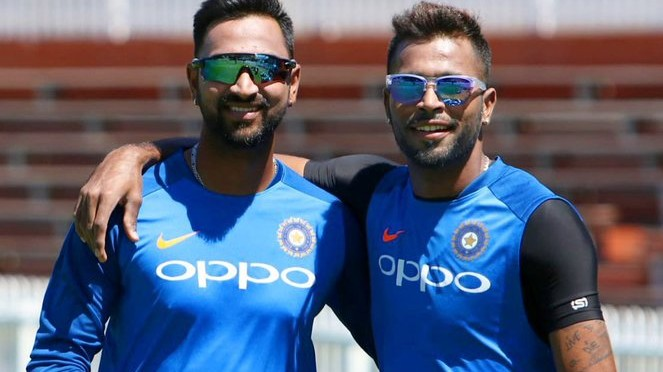 Hardik Pandya picks brother Krunal Pandya as his favorite left-hander