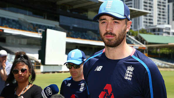 ENG v IND 2018: England's James Vince slammed on Twitter after his tweet on wrapping up the series