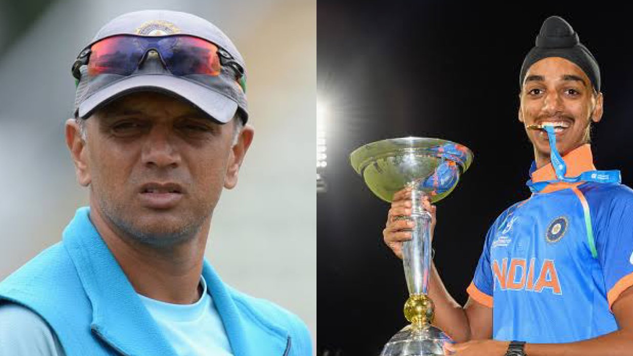 SL v IND 2021: Great opportunity for me to pick Rahul Dravid's brain once again- Arshdeep Singh