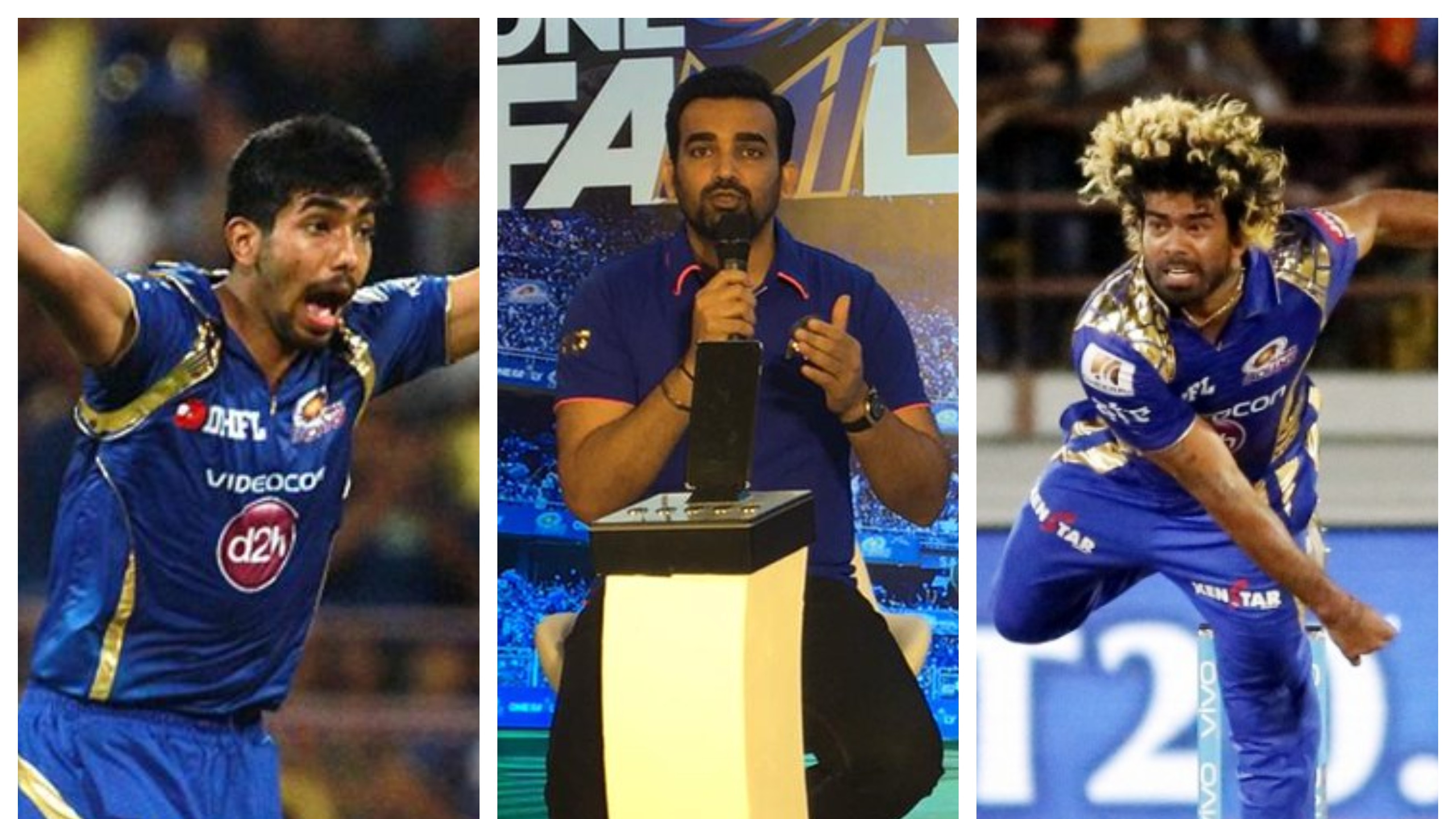 IPL 2019: Jasprit Bumrah has benefited a lot from Lasith Malinga , says Zaheer Khan