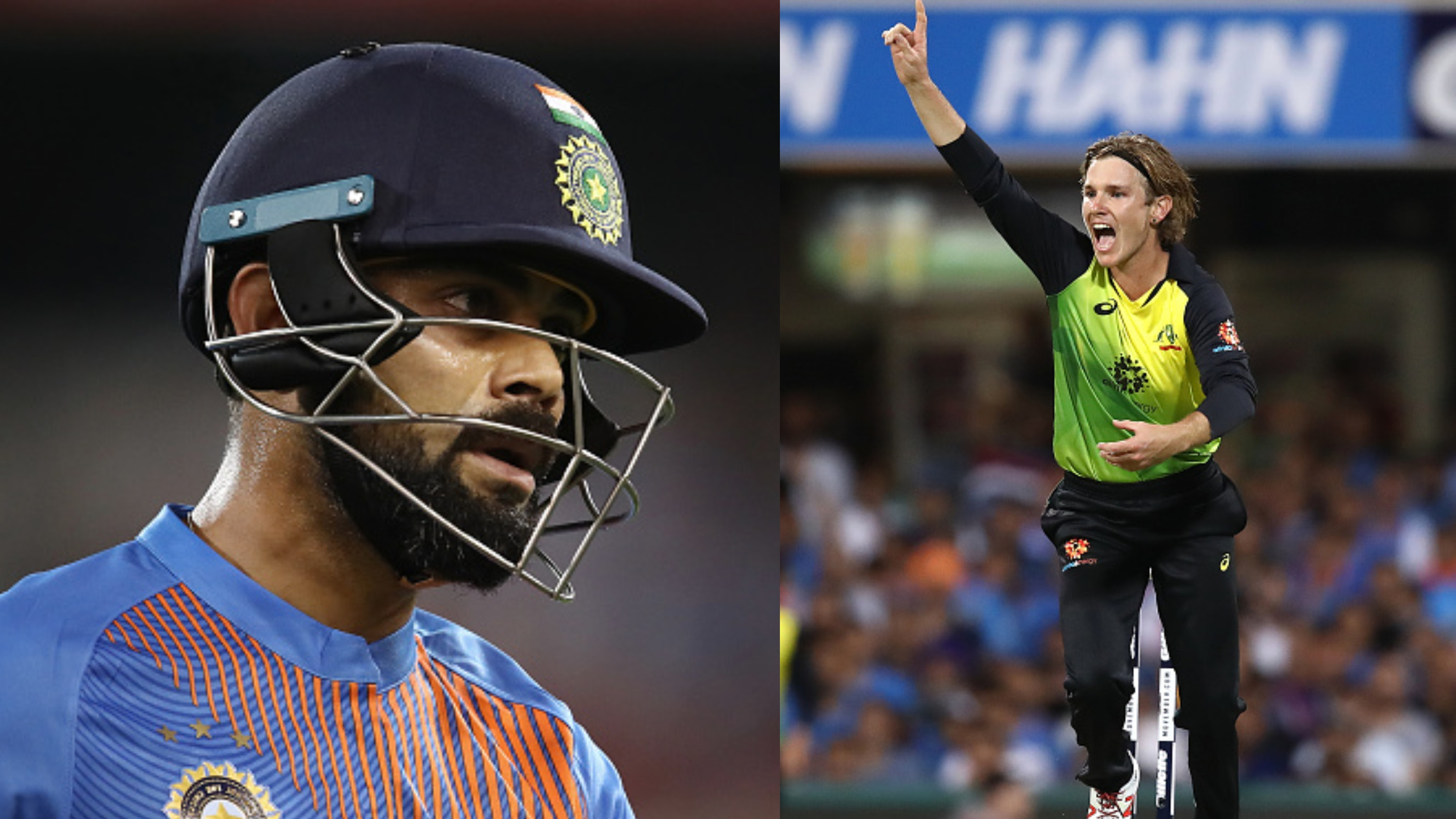 AUS v IND 2018-19: Adam Zampa 'stoked' after turning Virat Kohli's return into a nightmare