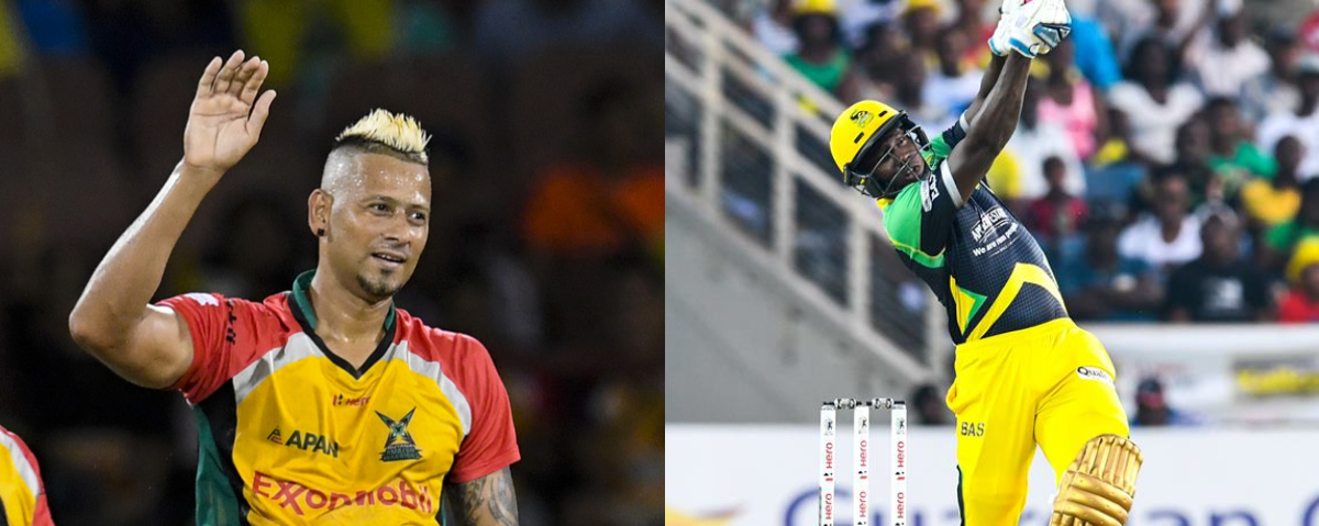 St Kitts and Nevis Patriots will be up against Jamaica Tallawahs