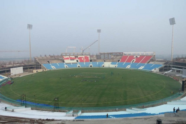 Ekana International Cricket Stadium | PTI