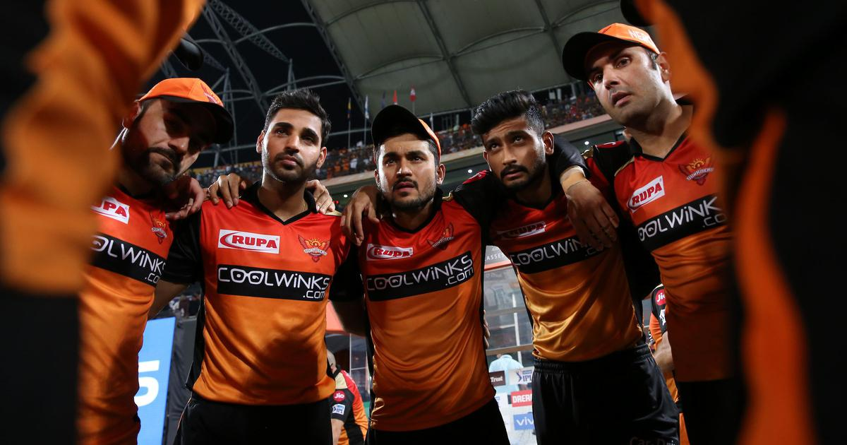 Sunrisers Hyderabad | Faheem Hussain