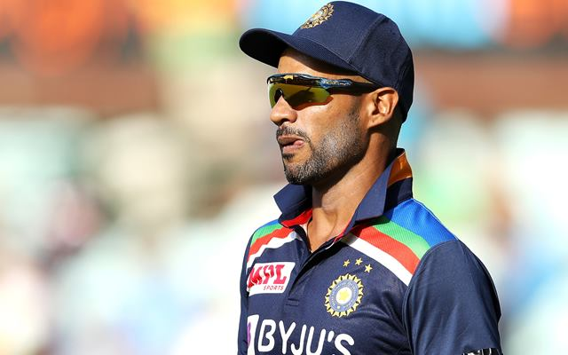 Shikhar Dhawan may be handed the captaincy of India white-ball team for Sri Lanka tour | Getty