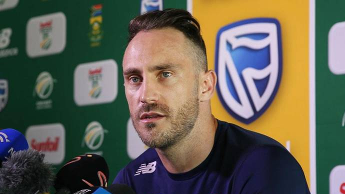 SA v AUS 2018: Faf du Plessis calls Australia's ball tampering scandal bigger than his mintgate