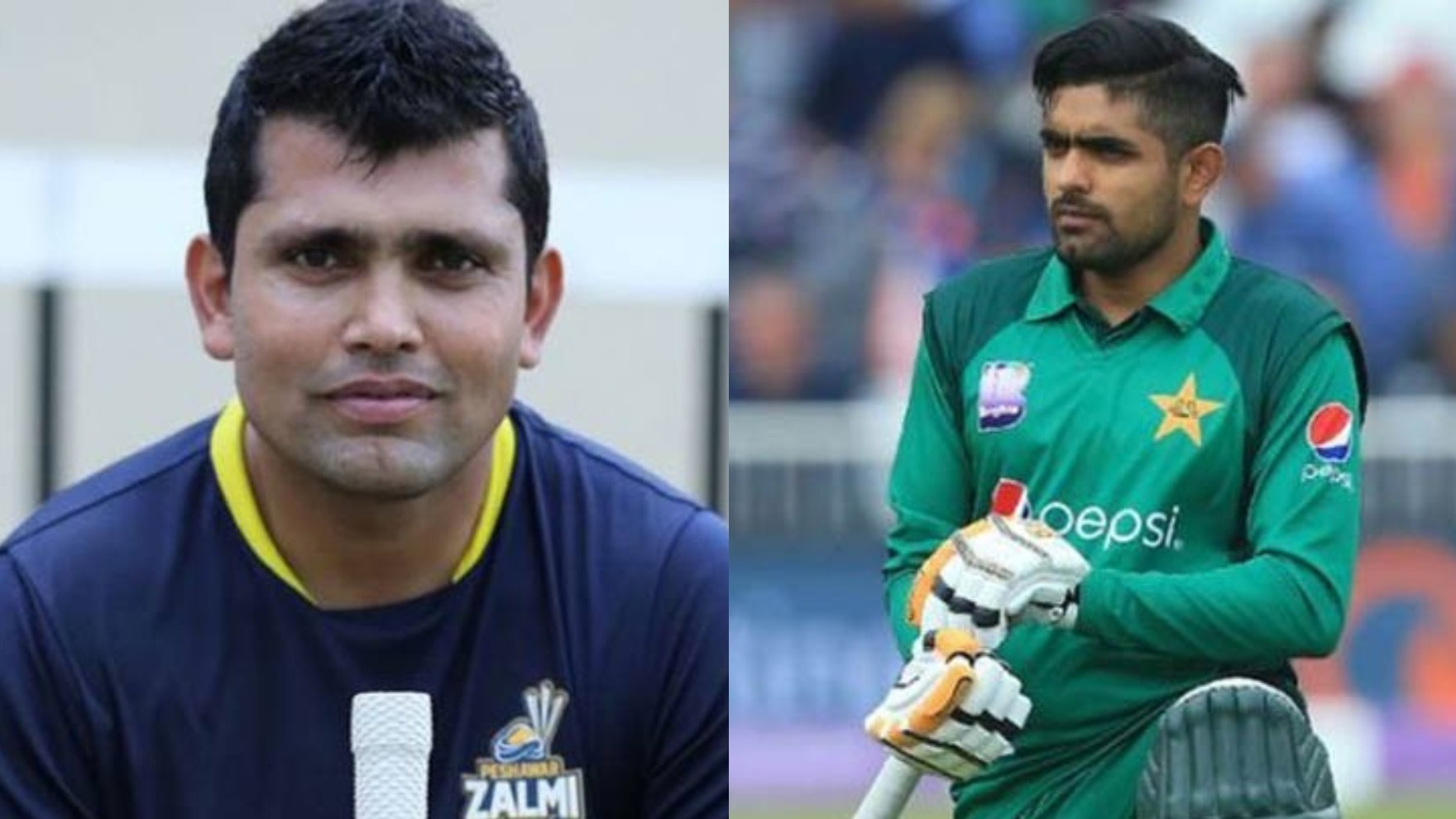 """We should motivate Babar Azam,"" Kamran Akmal lashes out at critics of Pakistan's limited-overs' captain"