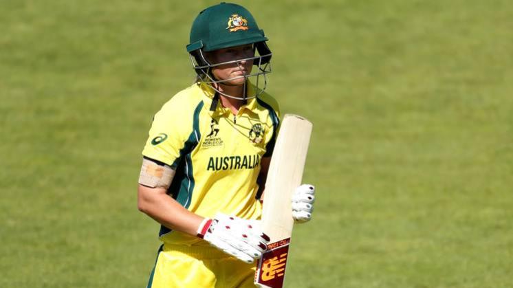 ऑस्ट्रेलियाई कप्तान मेग लैनिंग पहले वनडे से पहले हैं काफी आश्वस्त