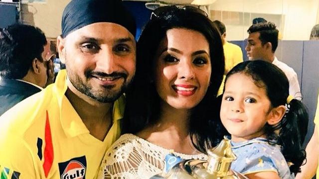 IPL 2018 : हरभजन सिंह की पत्नी गीता बसरा का संदेश जीत लेगा आपका भी दिल