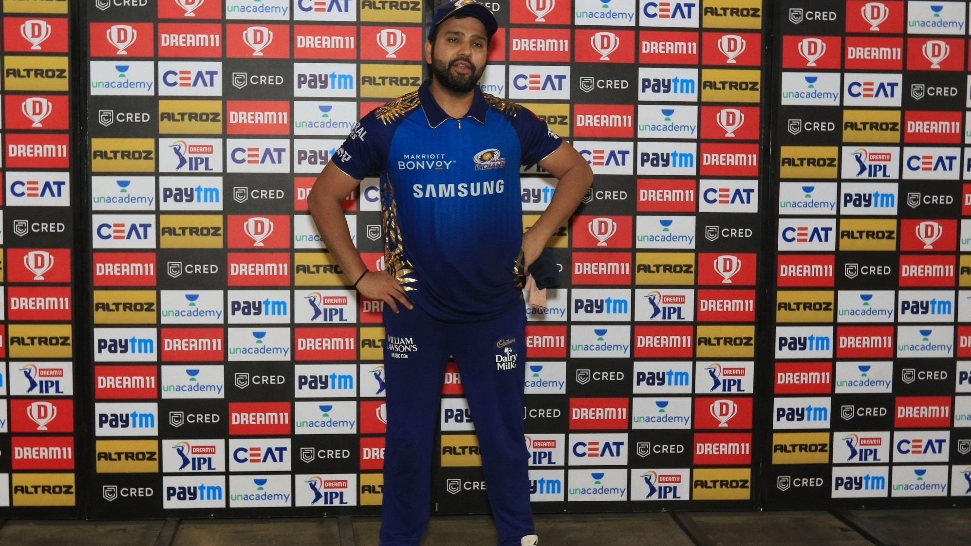 IPL 2020: Rohit Sharma pleased with MI's clinical showing in both batting and bowling against KKR