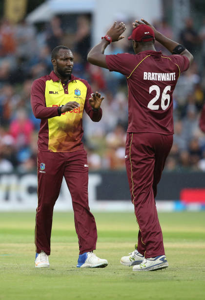 Kesrick Williams returns to West Indies squad for Bangladesh T20Is | Getty Images