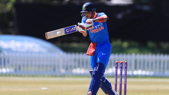 Shubman Gill talks about his transition from U-19 cricket to the senior level
