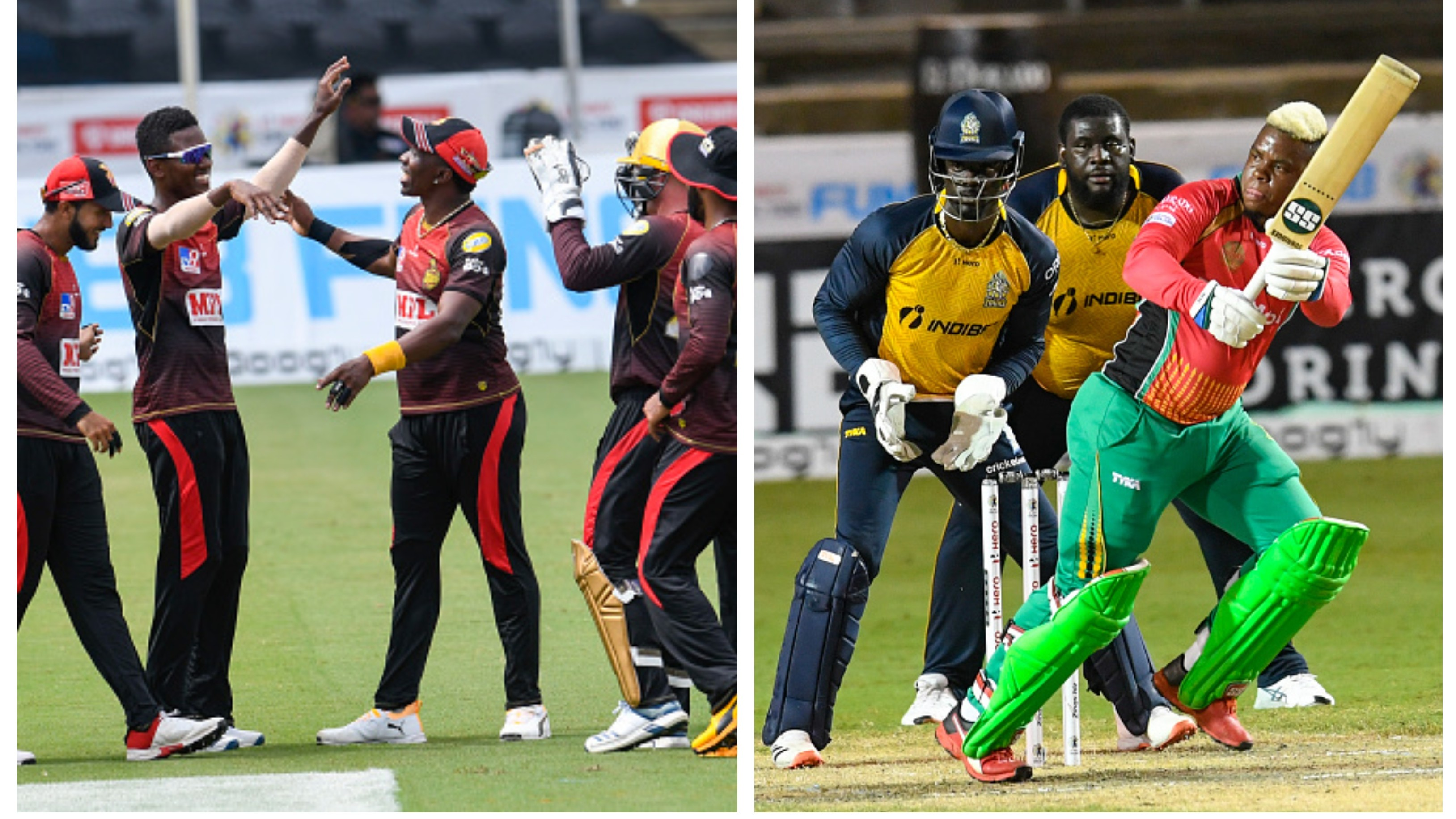CPL 2020: Knight Riders thrash Patriots to register 8th successive win; Warriors outclass Zouks by 7 wickets