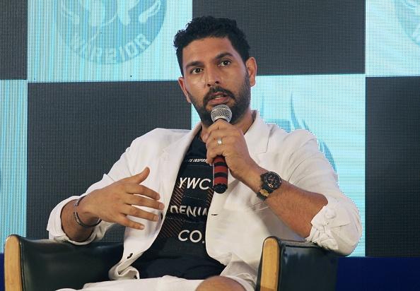 Yuvraj Singh   Getty
