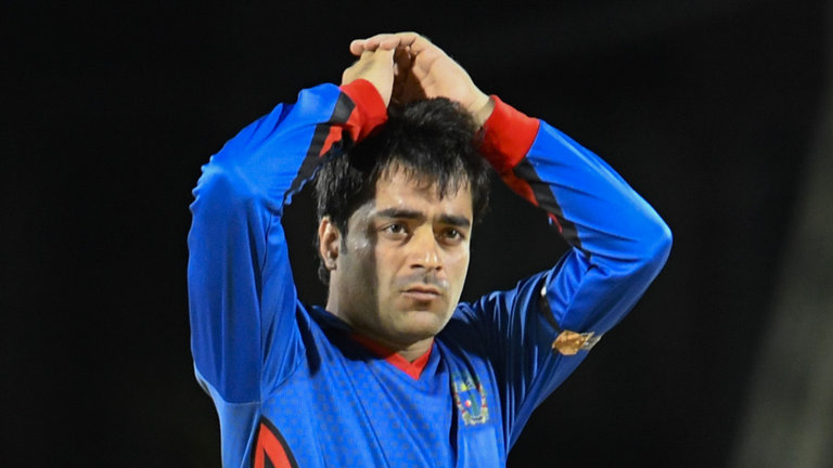 Irresponsible cricket cost us the game, says Rashid Khan