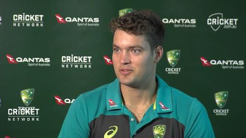 Alex Carey | Source Cricket Australia